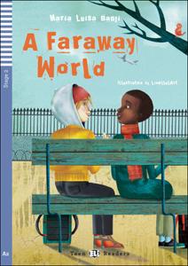 """portada del libreo """"A Faraway World"""""""