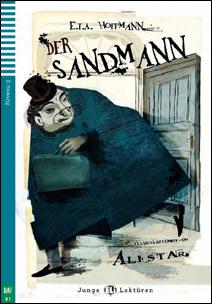 """Portada del libro en alemán """"Der Sandmann"""""""