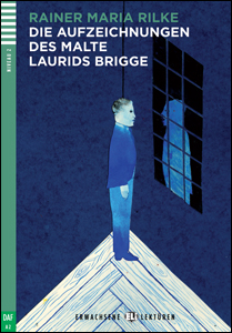 "Portada del libro en alemán ""Die Aufzeichnungen des Malte Laurids Brigge"""