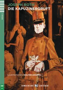 """Portada del libro en alemán """"Die Kapuzinergruft"""""""