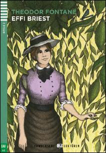 """portada del libro en alemán """"Effi Briest"""""""