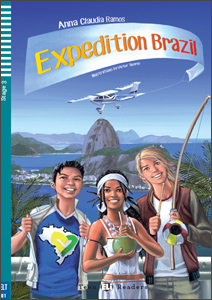 "Portada del libro ""Expedition Brazil"""