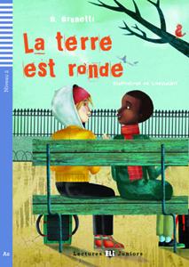"Portada del libro original en francés ""La terre est ronde"""