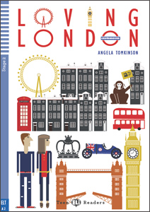 "portada del libro original en inglés ""Loving London"""