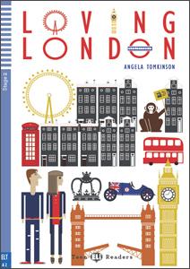 "portada del libro original en inglés ""Loving London"""