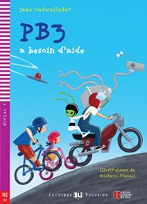 """Libro en Francés: """"PB3 a besoin d'aide"""""""