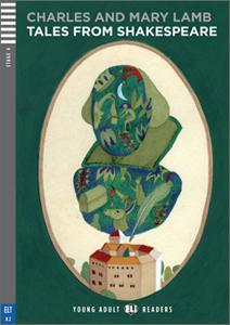 """Portada del libro en inglés """"Tales from Shakespeare"""""""