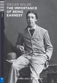"Adaptación del clásico de la literatura inglésa ""The importance of Being Earnest"" para adolescentes y adultos."