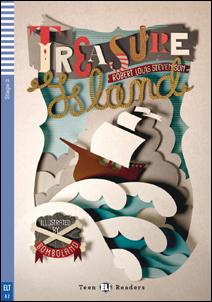 """Adaptacion del libro en inglés """"Treasure Island"""""""