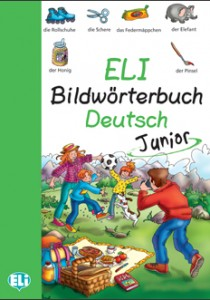 ELI Bildwörterbuch Deutsch - Junior