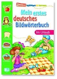 Mein erstes deutsches Bildwörterbuch - Im Urlaub