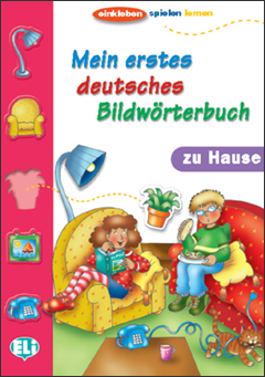 mein erstes deutsches bildworterbuch zu hause allforschool libros juegos y recursos para el. Black Bedroom Furniture Sets. Home Design Ideas
