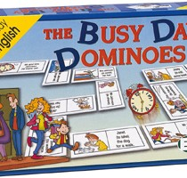The Busy Day Dominoes