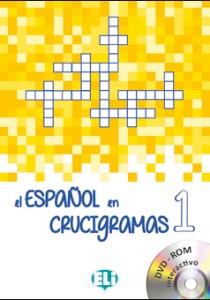 el español en crucigramas 3 con DVD y CD ROM